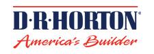 DR Horton Logo