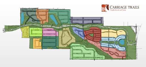Carriage Trails Site Plan